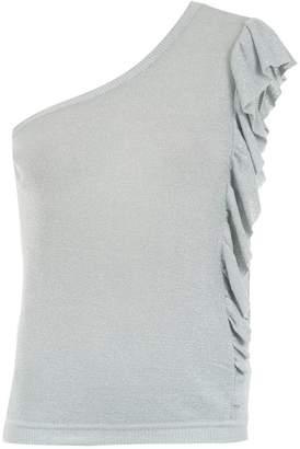 Nk knit one shoulder blouse