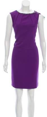 Blugirl Embellished Shift Dress