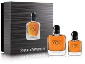 Emporio Armani Stronger With You Fragrance Duo $138 Value