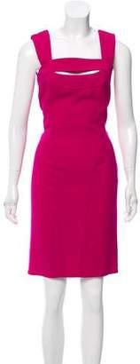 Emilio Pucci Sleeveless Cutout Dress
