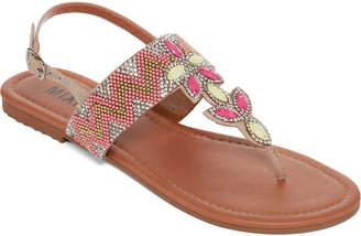 MIXIT Mixit Flower Strap Sandals