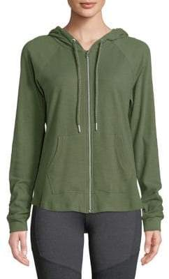 Calvin Klein Long-Sleeve Zip Hoodie