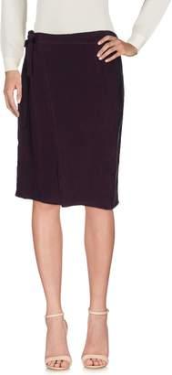 Humanoid Knee length skirts