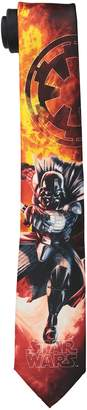 Star Wars Men's Vader's Fury Tie