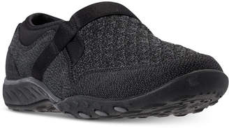 Skechers Women Relaxed Fit: Breathe Easy - Defiknit Athletic Walking Sneakers from Finish Line