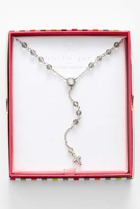 Judith Jack Sterling Silver Inspire Me Boxed Cross Pendant Y-Necklace
