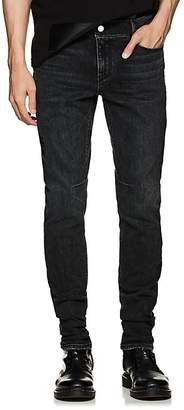 RtA Men's Logo Skinny Jeans