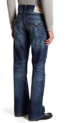 True Religion Boot Cut Flap Jeans