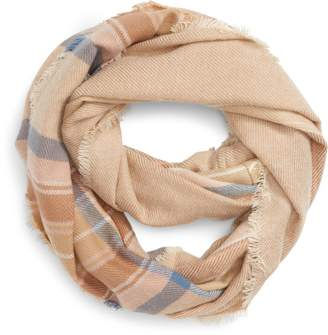 BP 'Heritage' Plaid Infinity Scarf