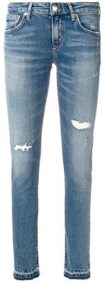 A Gold E Agolde Lara jeans