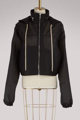 Rick Owens Windbreaker short jacket