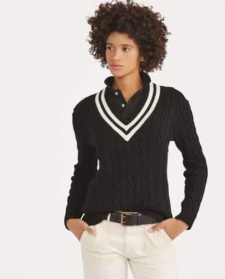 Ralph Lauren Cotton Cricket Sweater