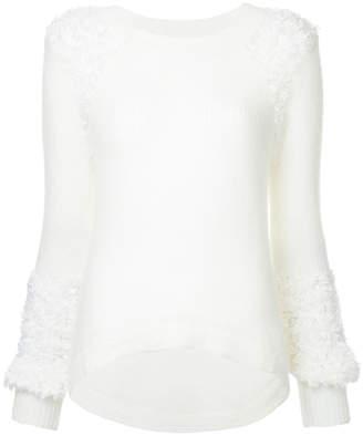 Ginger & Smart embellished sweater
