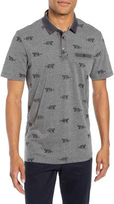 c1ef867479978b Ted Baker Gray Fitted Men s Shirts - ShopStyle