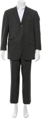 Etro Wool Two-Piece Suit