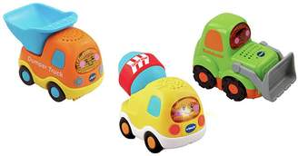 Vtech Toot Toot Construction Vehicles 3 Pack