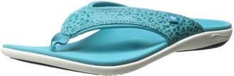 Spenco Women's Yumi Cheetah Sandal