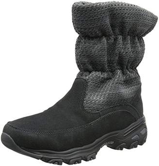 Skechers Women's D'Lites Boots,35 EU
