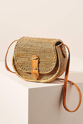 Anthropologie Augusta Crossbody Bag