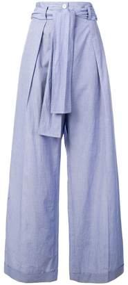 Nina Ricci high-waisted palazzo pants