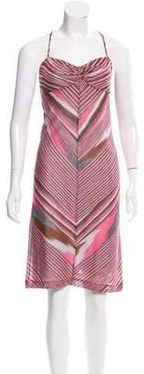 Missoni Embellished Midi Dress