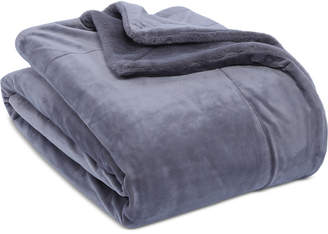 "Berkshire Grace Faux-Fur 50"" x 60"" Throw"