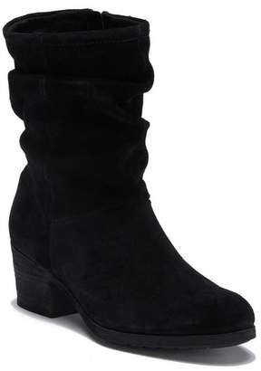 Rockport Danii Slouch Suede Mid Boot