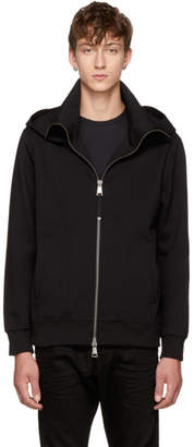 Diesel Black Gold Black Funnel Neck Hoodie