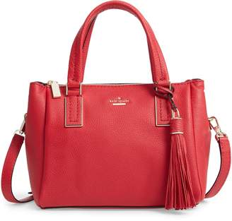 Kate Spade Kingston Drive - Small Alena Leather Satchel
