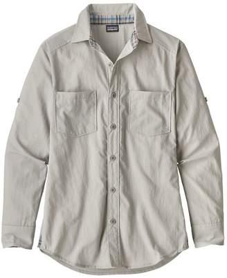 Patagonia Boys' Long-Sleeved Rio North Shirt