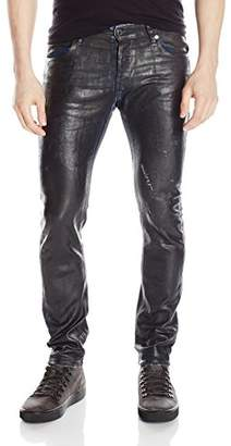 Just Cavalli Men's Super Slim Fit Denim