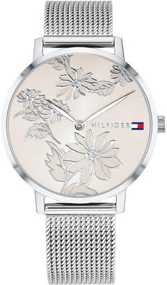 Tommy Hilfiger Women's Stainless Steel Mesh Bracelet Watch 35mm