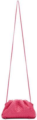 Bottega Veneta Pink The Pouch 20 Clutch