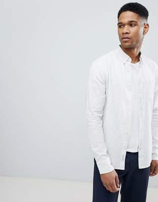 Bellfield Long Sleeve Shirt In Nep