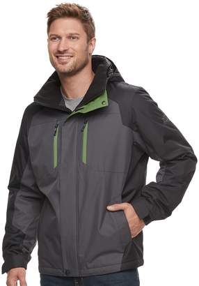 ZeroXposur Men's Arctic Midweight Hooded Jacket
