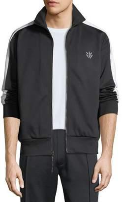 Rag & Bone Men's Zip-Front Club Track Jacket