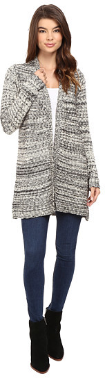 Volcom Rested Heart Cardigan Sweater