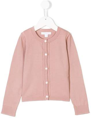 Burberry classic knitted cardigan