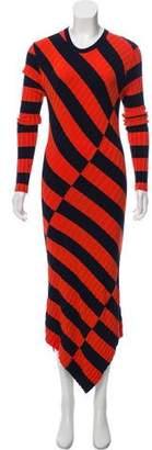 Altuzarra Rib-Knit Maxi Dress