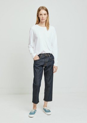 6397 Shorty Selvedge Rinse Jeans