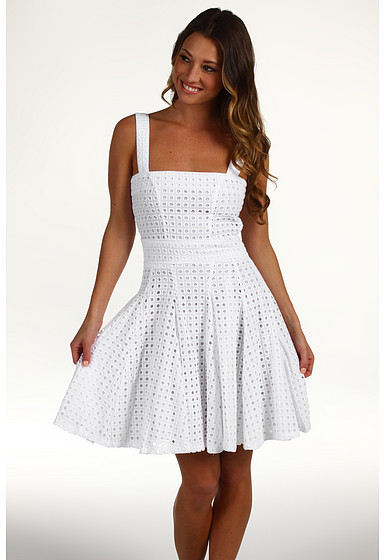 Cynthia Rowley Eyelet Dress