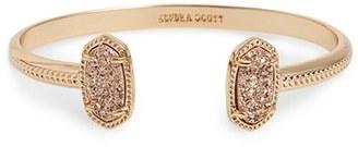 Women's Kendra Scott 'Elton' Station Cuff Bracelet $70 thestylecure.com