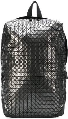 Bao Bao Issey Miyake metallic hardware backpack