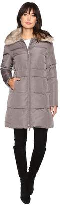 Lauren Ralph Lauren Faux Fur Collar Down Women's Coat