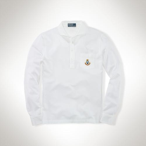 Polo Ralph Lauren Mercerized Black Watch Polo