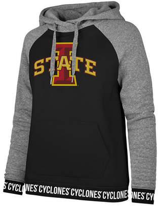 '47 Women Iowa State Cyclones Revolve Hooded Sweatshirt