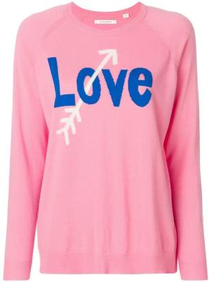 Parker Chinti & love arrow sweater
