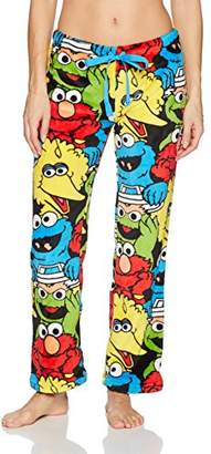 Sesame Street Women's Group Minky Pant