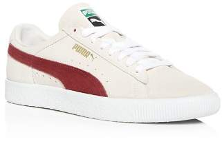 Puma Men's Suede Lace-Up Sneakers