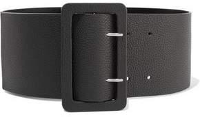 Emilio Pucci Textured-Leather Waist Belt